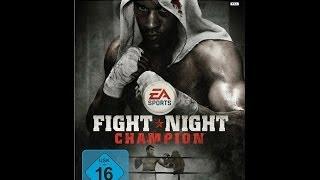БОКС FIGHT NIGHT Champion прохождение карьеры часть 01