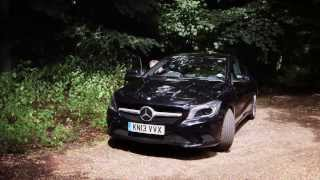 New Mercedes CLA Test Drive by Which?  2013