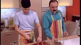 Татарское кулинарное шоу на ТВ в Екатеринбурге для Поспредства
