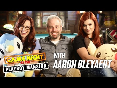 Mercenary Kings with Aaron Bleyaert From Clueless Gamer - Mansion Game Night