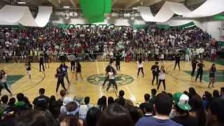 [Homestead High School KREW] Senior Farewell Rally (K-pop; MTBD, Call Me Baby, etc)