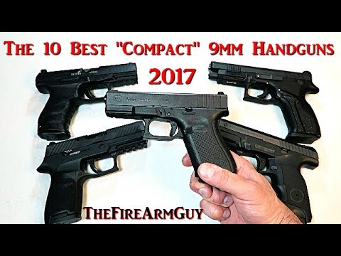 The 10 Best 9mm Handguns