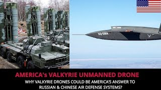 VALKYRIE UNMANNED DRONE - FULL ANALYSIS