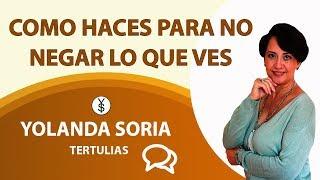 1  COMO HACES PARA NO NEGAR LO QUE VES por MarIa D  Obiols, Yolanda Soria, Luis Palacios