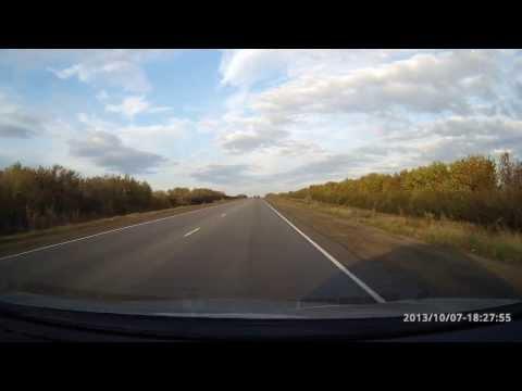Из Магнитогорска в Челябинск