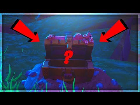 Follow The Treasure Map In Pleasant Park Location Tagged Videos