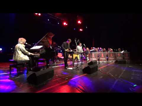 Orq. Jazz Algarve plus Dena DeRose & Jeffery Davis - Big City