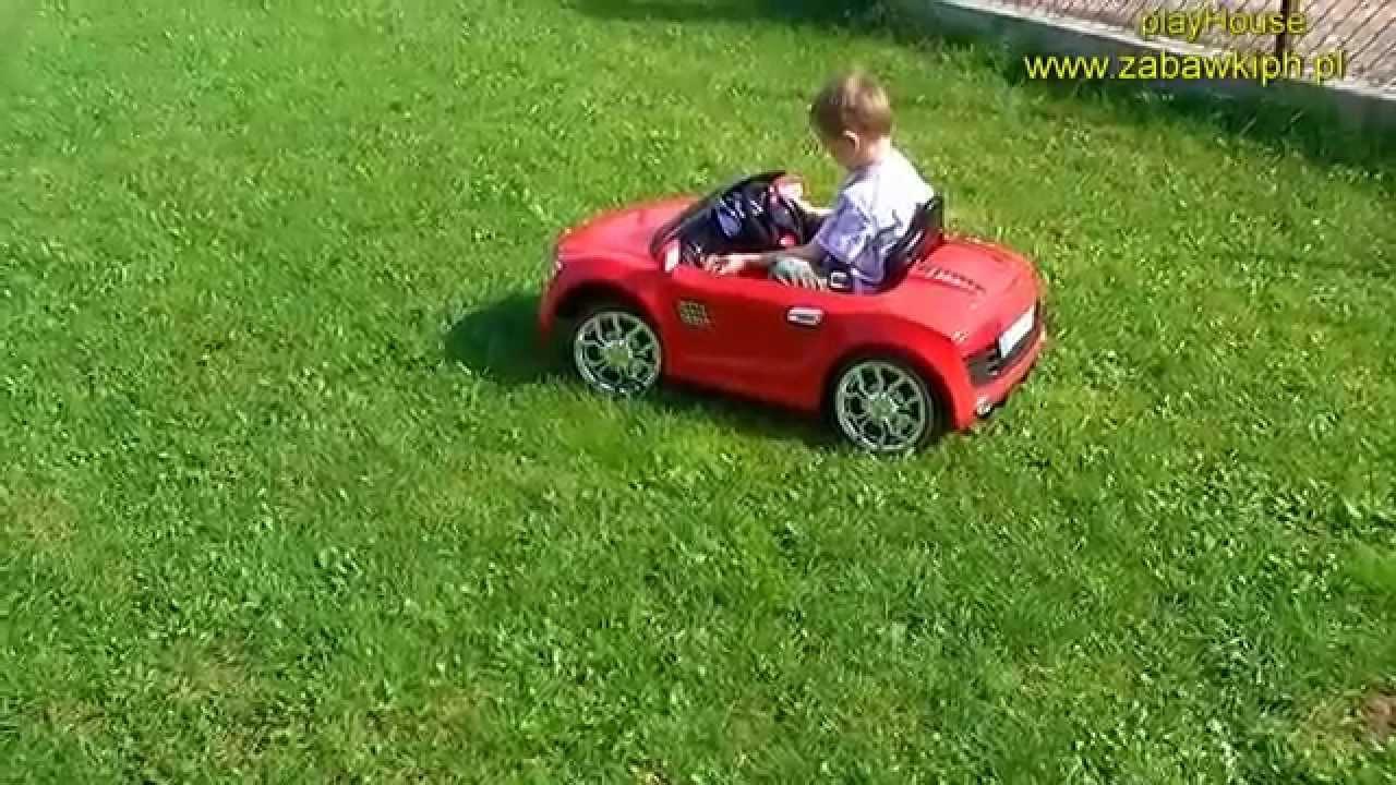 Samochody Dla Dzieci Coupe Pojazd Elektryczny 1 Youtube