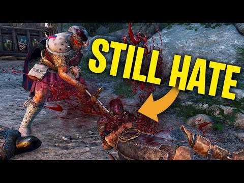 Still Hate Peacekeepers - For Honor Season 5