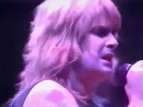 Ozzy OsbourneRandy Rhoads Live Albuquerque, New Mexico Video