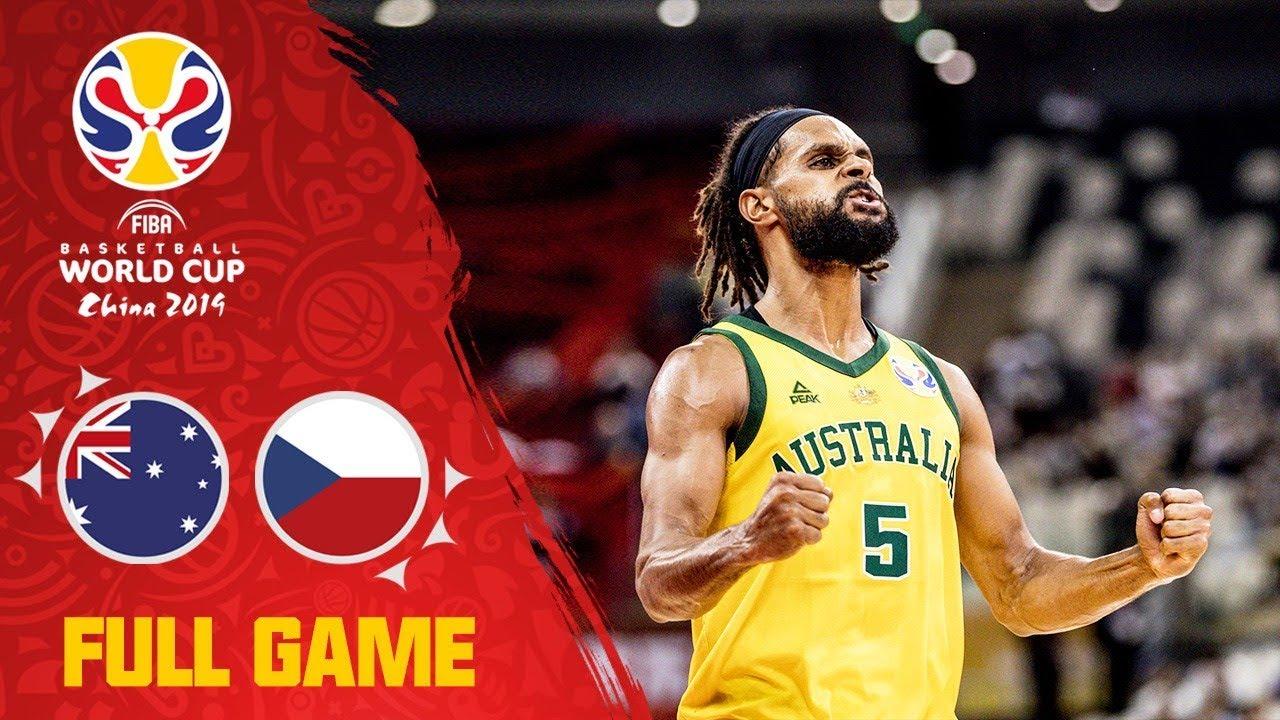 Australia rock the Czech Republic in a thrilling QF! - Full Game