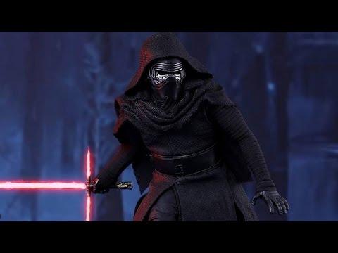 Kylo Ren - Monster - Star Wars (Skillet - Monster) Full HD