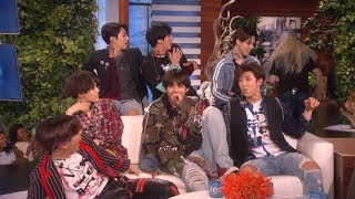 Why We Love BTS on Ellen!