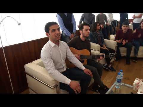 Azerbaycan Gezisi 5  - Buluşma ve Unutulmaz Opera Gecesi