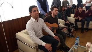 Azerbaycan Gezisi 5  - Buluşma ve Unutulmaz Opera Gecesi (Azer Zeynalov)