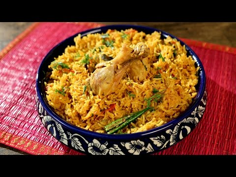 How To Make Chicken Pulao At Home | Popular Chicken Main Course Recipe | Masala Trails