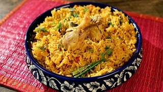 'spicy chicken pulao