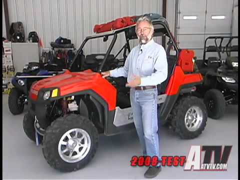 ATV Television Test - 2008 Polaris RZR 800 Long Term Wrap-up - YouTube