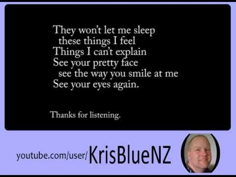 """See Your Eyes Again"" — amateur original soppy love song"