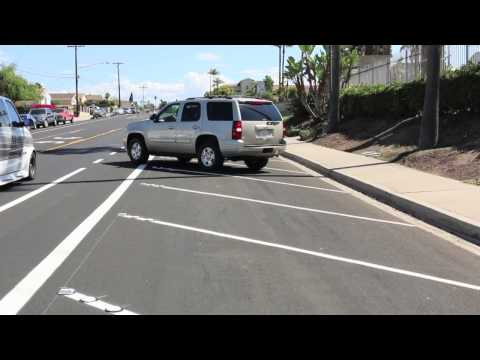 National City's Reverse Angle Parking