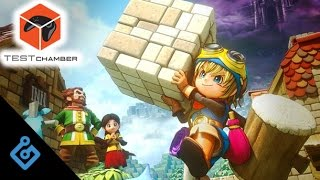How To Create A Home In Dragon Quest Builders