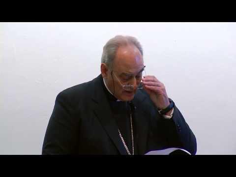[PASTA] Bishop Marcelo Sanchez Sorondo - Pope Francis