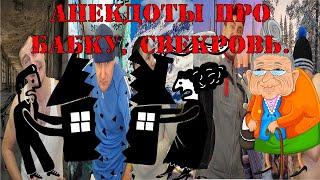 Анекдоты про бабку свекровь Vasilih выпуск 45