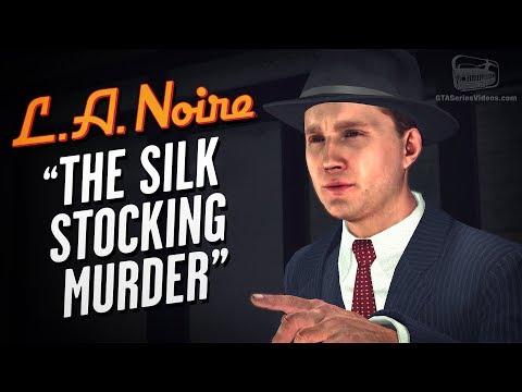 LA Noire Remaster - Case #12 - The Silk Stocking Murder (5 Stars)