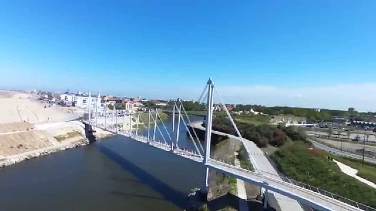 Passerelle du grand large dunkerque youtube - Restaurant grand large dunkerque ...