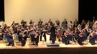 2015 Syracuse University Summer Festival Orchestra - Scheherazade 2nd movement