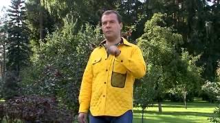 Дмитрий Медведев о прописке на землях сельхоз назначения с разрешением под строительство(, 2014-01-26T19:32:06.000Z)