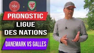 Pronostic foot Ligue des Nations Danemark vs Pays de Galles Nations League