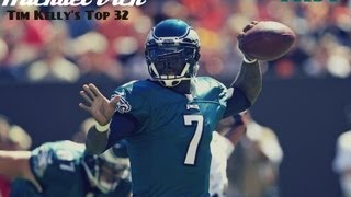 Michael Vick #24- Tim Kelly