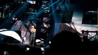 """Jay-Z """"Dead Presidents II"""" & """"Can I Live"""" Live @ Barclays Center, Brooklyn 10/06/12"""