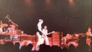 Audio from 1983 reunion tour (Tokyo Japan)