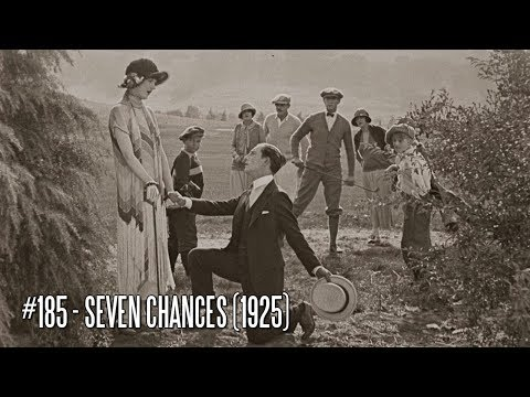 EFC II #185 - Seven Chances (1925)