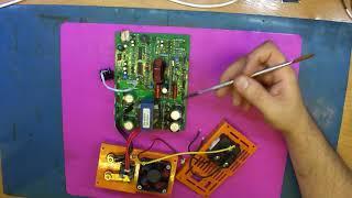 видео Преобразователь напряжения из 220 в 12 вольт, устройство и различия