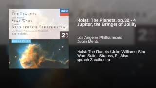 Holst: The Planets, op.32 - 4. Jupiter, the Bringer of Jollity