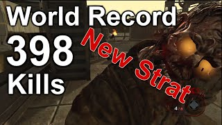 398 Kills No Mans Land World Record New Strategy