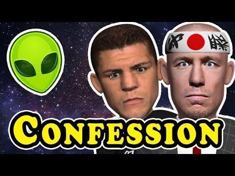 Georges St-Pierre Confession about Nick Diaz Fight