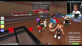 ROBLOX MINI GAMES | Let's Play!