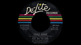 Kool & The Gang ~ Jungle Boogie 1974 Disco Purrfection Version