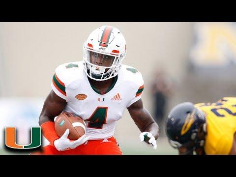 Miami WR Jeff Thomas Having Breakout Season