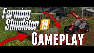 *LEAKED* Farming Simulator 19 Gameplay | FULL FS 19 GAMEPLAY (Trailer?)