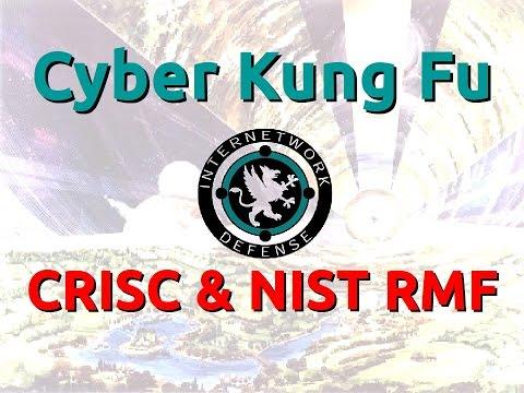 Larry Greenblatt's Cyber Kung Fu for CRISC & NIST RFM - Intro