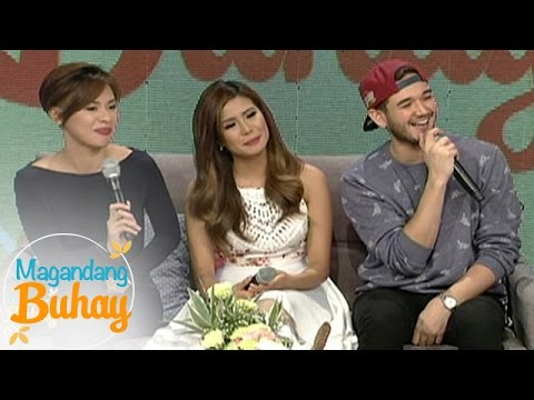 Magandang Buhay: Matt, Myrtle and Dionne share their secrets