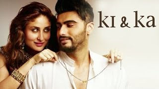 The first motion poster of kareena kapoor and arjun kapoor's 'ki ka', which chronicles a unique love story, reveals lot about unconventional plot t...