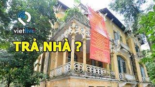 Một di tích lịch sử về sự vô ơn và bội tín giữa Thủ đô Hà Nội
