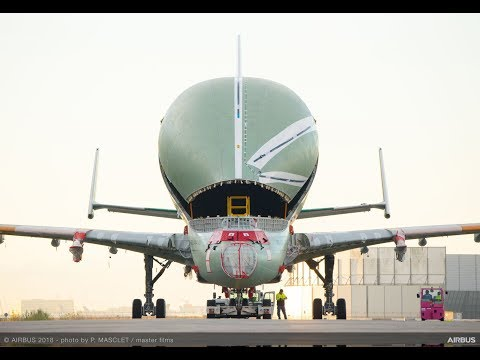 Airbus BelugaXL -