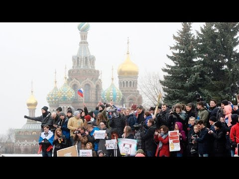 Russia's New Wave of Protests